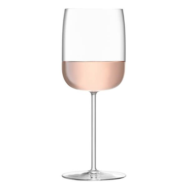 LSA Borough 380ml Wine Glass Set