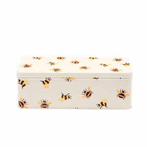 Emma Bridgewater Bees Long Rectangular Tin