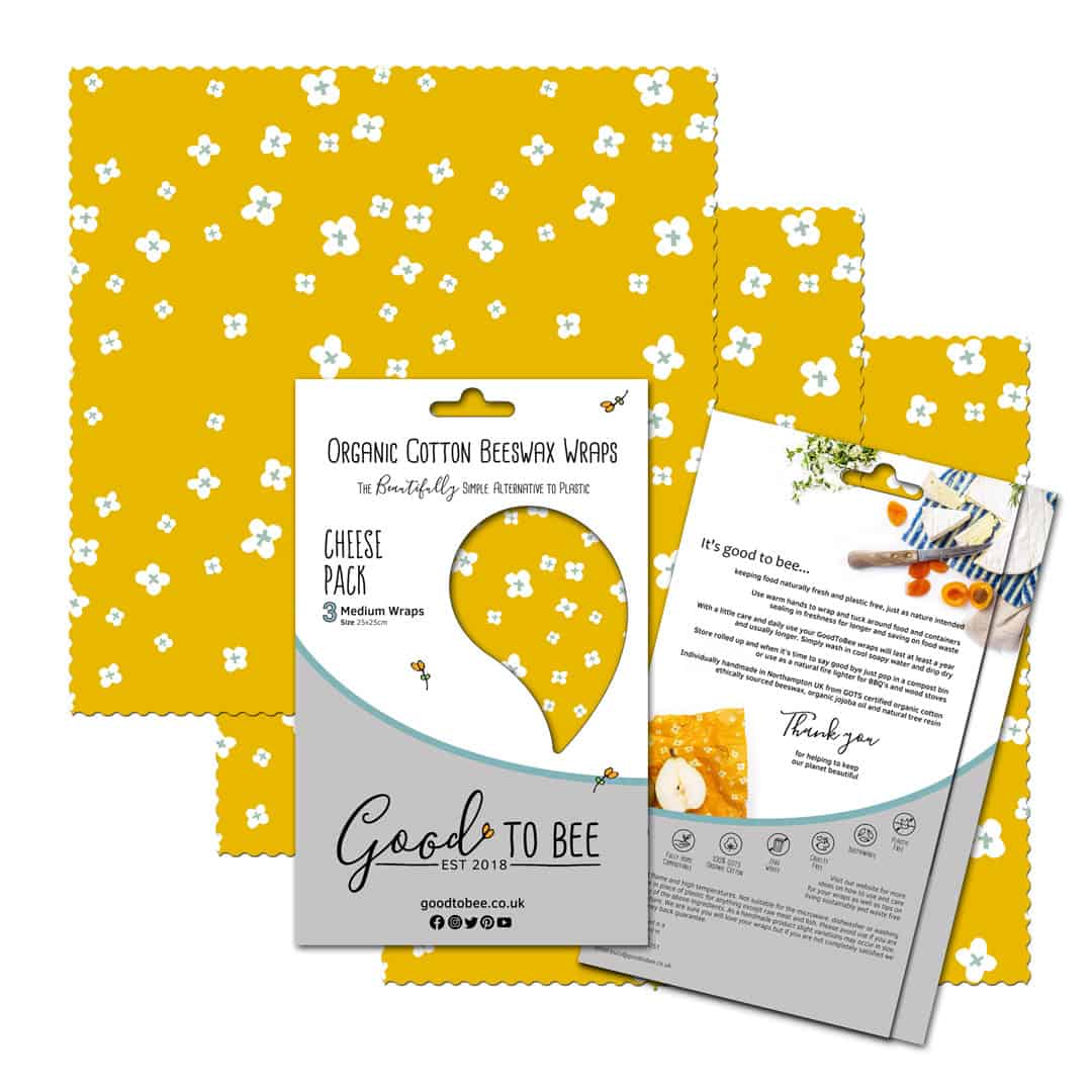 GoodToBee Cheese Pack (China Bowl)