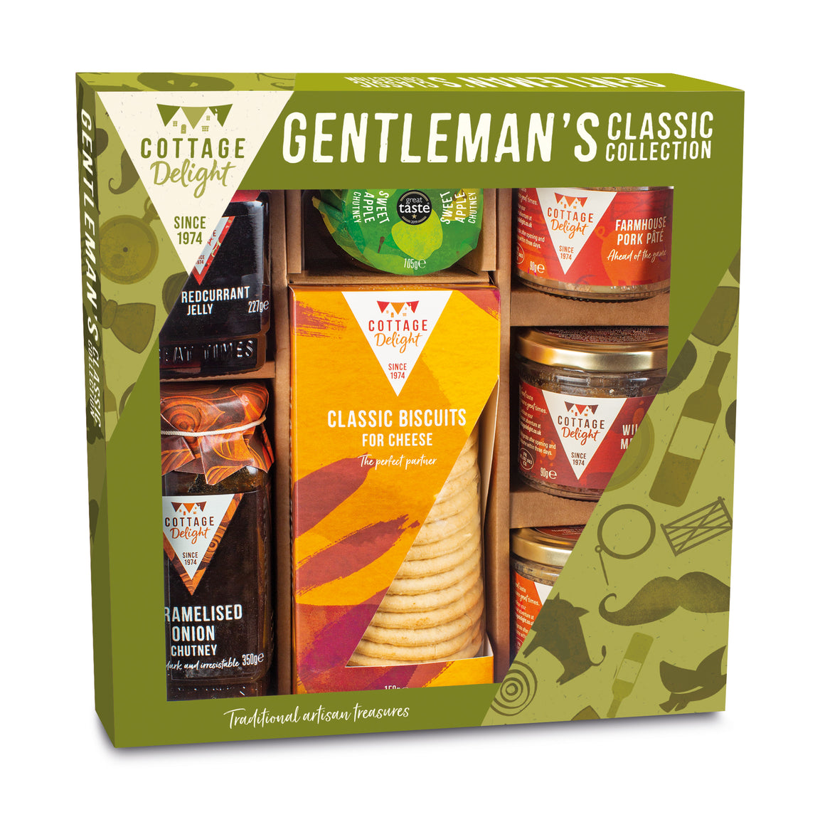 Cottage Delight Gentleman's Classic Collection