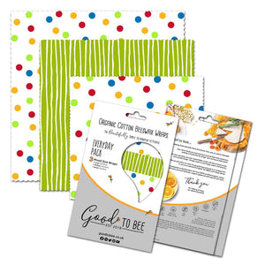 GoodToBee Everyday Pack (Confetti)