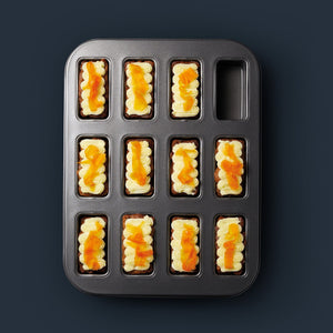 Masterclass 12 Hole Mini Loaf Pan