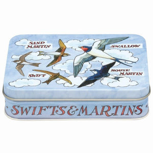 Emma Bridgewater Birds Small Rectangular Tin