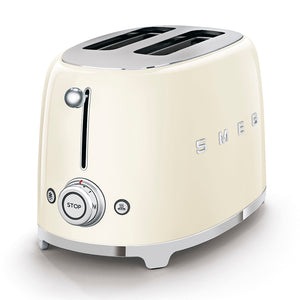Smeg 2 Slot Toaster - All Colours