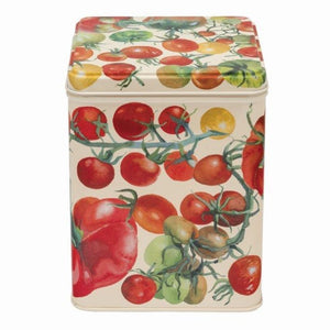 Emma Bridgewater Vegetable Garden Tin Square Caddy