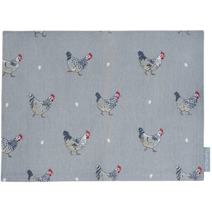 Sophie Allport Chicken Placemat