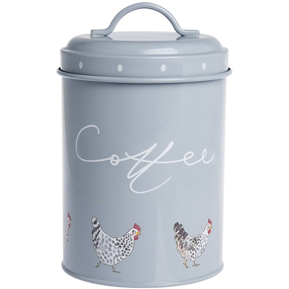 Sophie Allport Chicken Coffee Tin