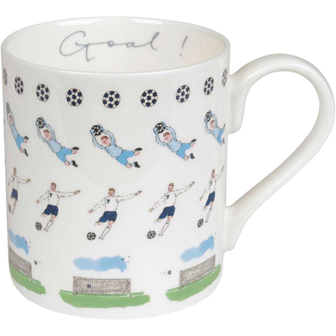 Sophie Allport Football Mug