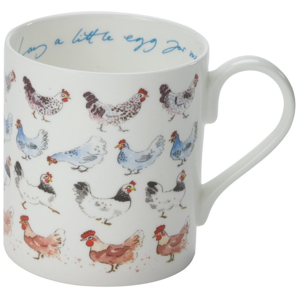 Sophie Allport 'Lay a Little Egg' Mug