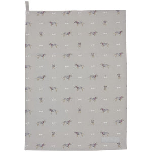 Sophie Allport Terrier Tea Towel