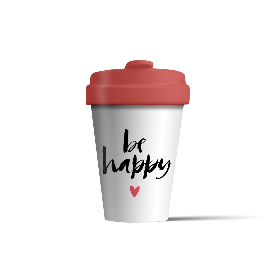 Be Happy Bamboo Cup