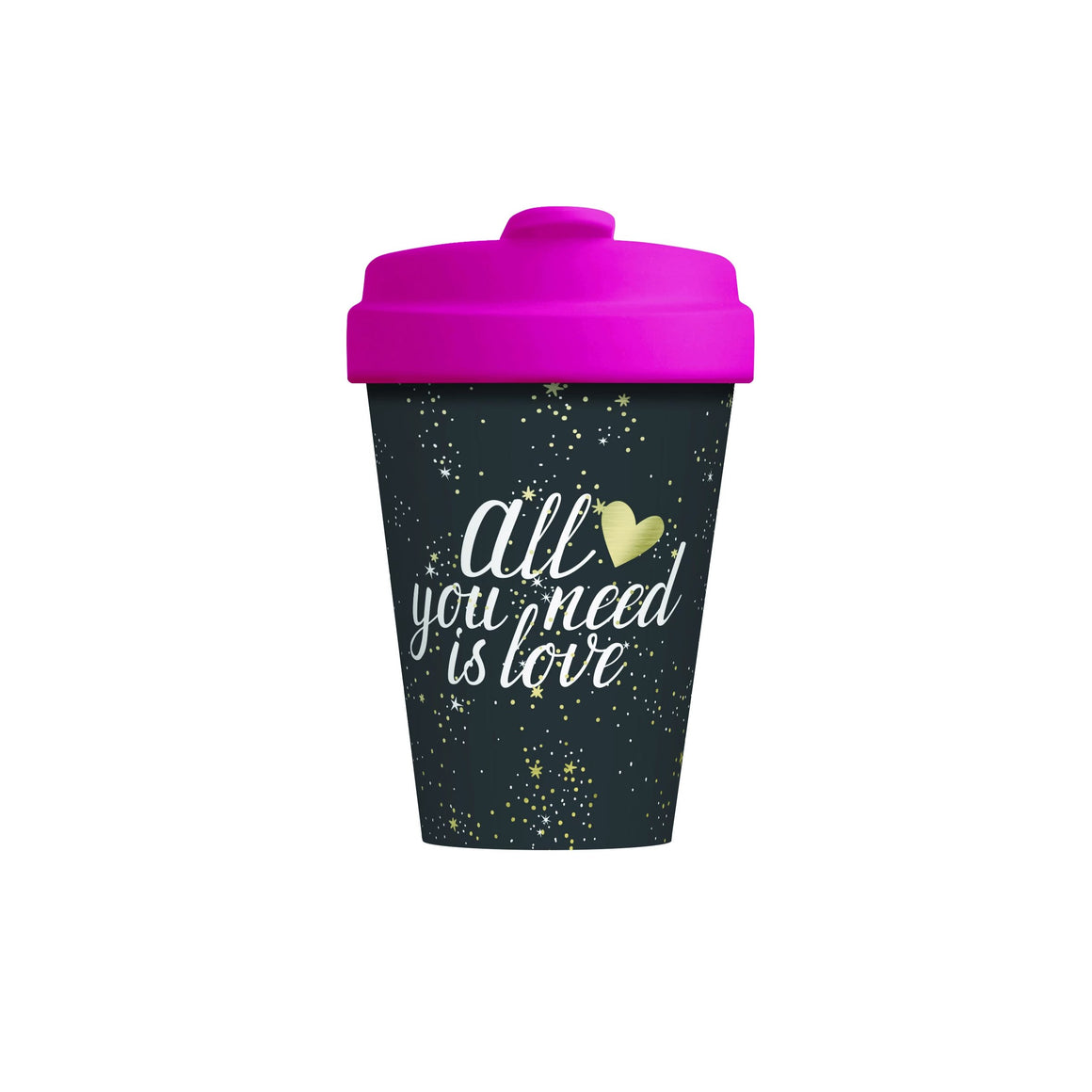 All You Need is Love Bamboo Cup