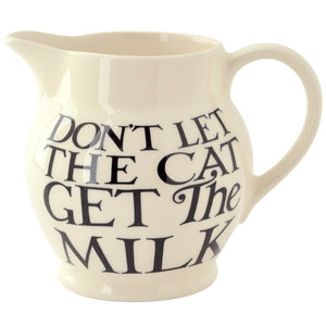 Emma Bridgewater Black Toast 1/2 Pint Jug