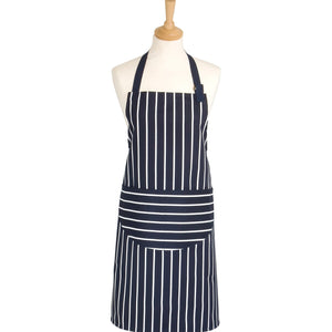 Blue Butchers Apron