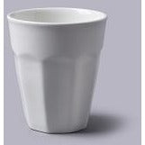 White Ameriana Coffee Cup