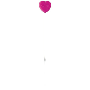 Silicone Heart Cake Tester