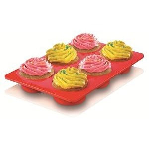 Silicone Deep Six Muffin Tray