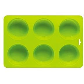 Silicone Six Cup Muffin Mould