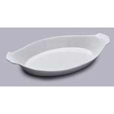Large White Gratin Dish