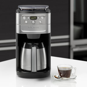 Cuisinart Grind and Brew Plus Filter Coffee Machine