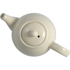 Ivory 2 Cup Globe Teapot