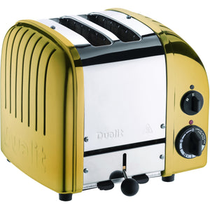 Dualit Classic 2 Slot Toaster - All Colours
