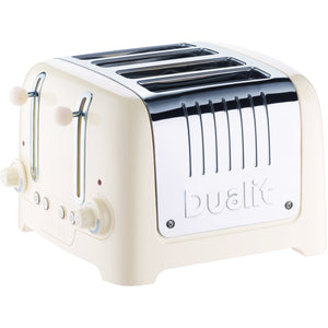 Dualit Lite 4 Slot Toaster - All Colours
