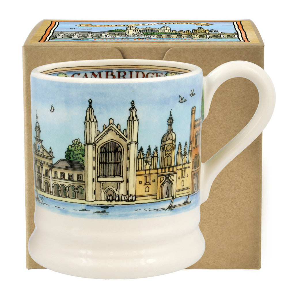 Emma Bridgewater Cambridge Half Pint Mug