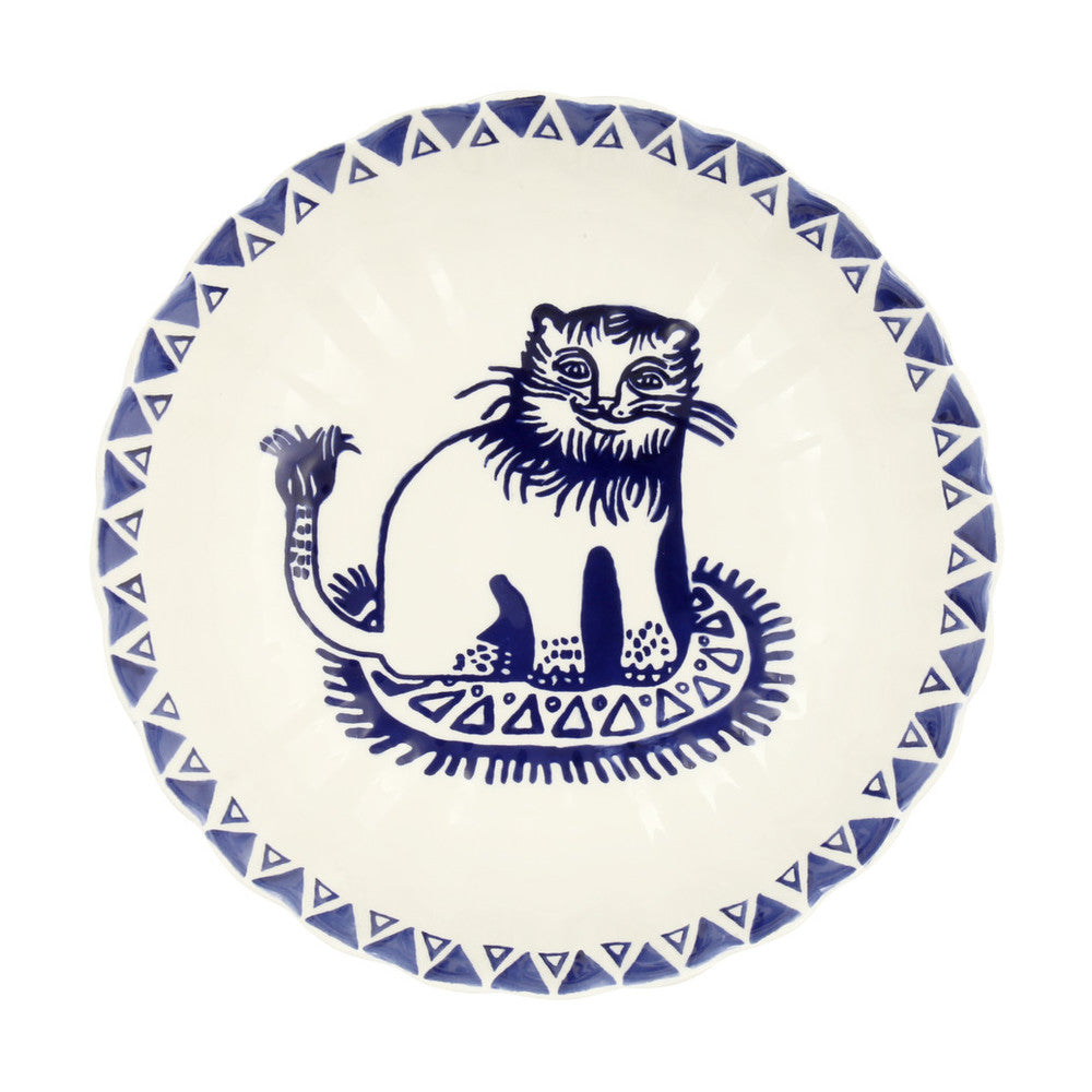 Emma Bridgewater Fluted Lion Bowl