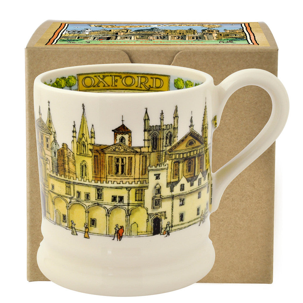 Emma Bridgewater Oxford Half Pint Mug
