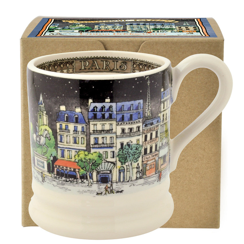 Emma Bridgewater Paris Half Pint Mug