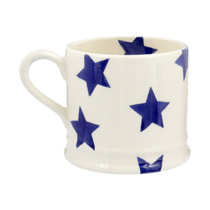 Emma Bridgewater Blue Star Small Mug
