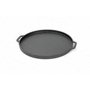 "Cast Iron 14"" Round Griddle"