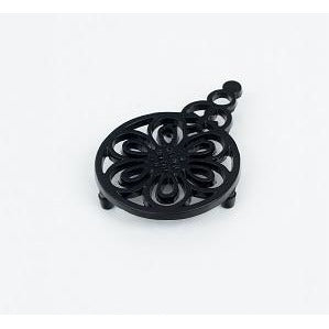 Small Black Bee Trivet