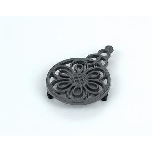 Victor Small Graphite Bee Trivet