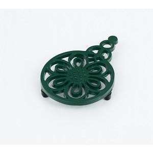 Small Green Bee Trivet