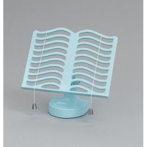 Pale Blue Cookbook Holder