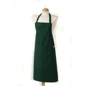 La Cuisine Medium Green Apron