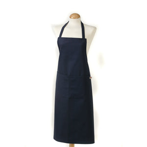 La Cuisine Medium Navy Apron