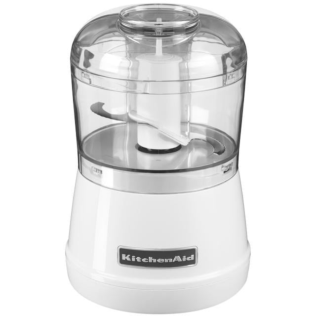 KitchenAid White Mini Chopper