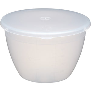 Kitchen Craft 1 Pint Plastic Pudding Bowl