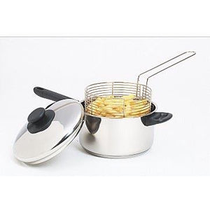Kitchen Craft 20cm Chip Pan/Fryer