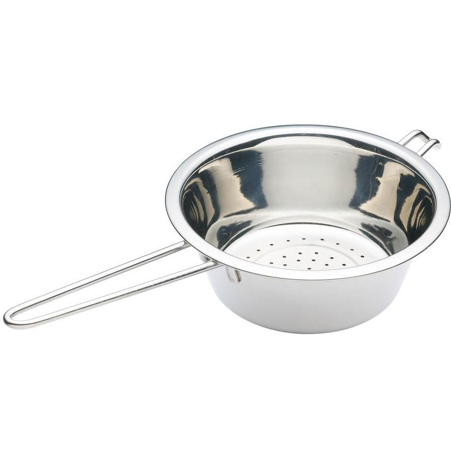 Kitchen Craft 22cm Long Handle Colander
