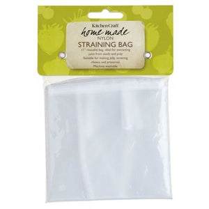 "Kitchen Craft 28cm / 11"" Straining Bag"