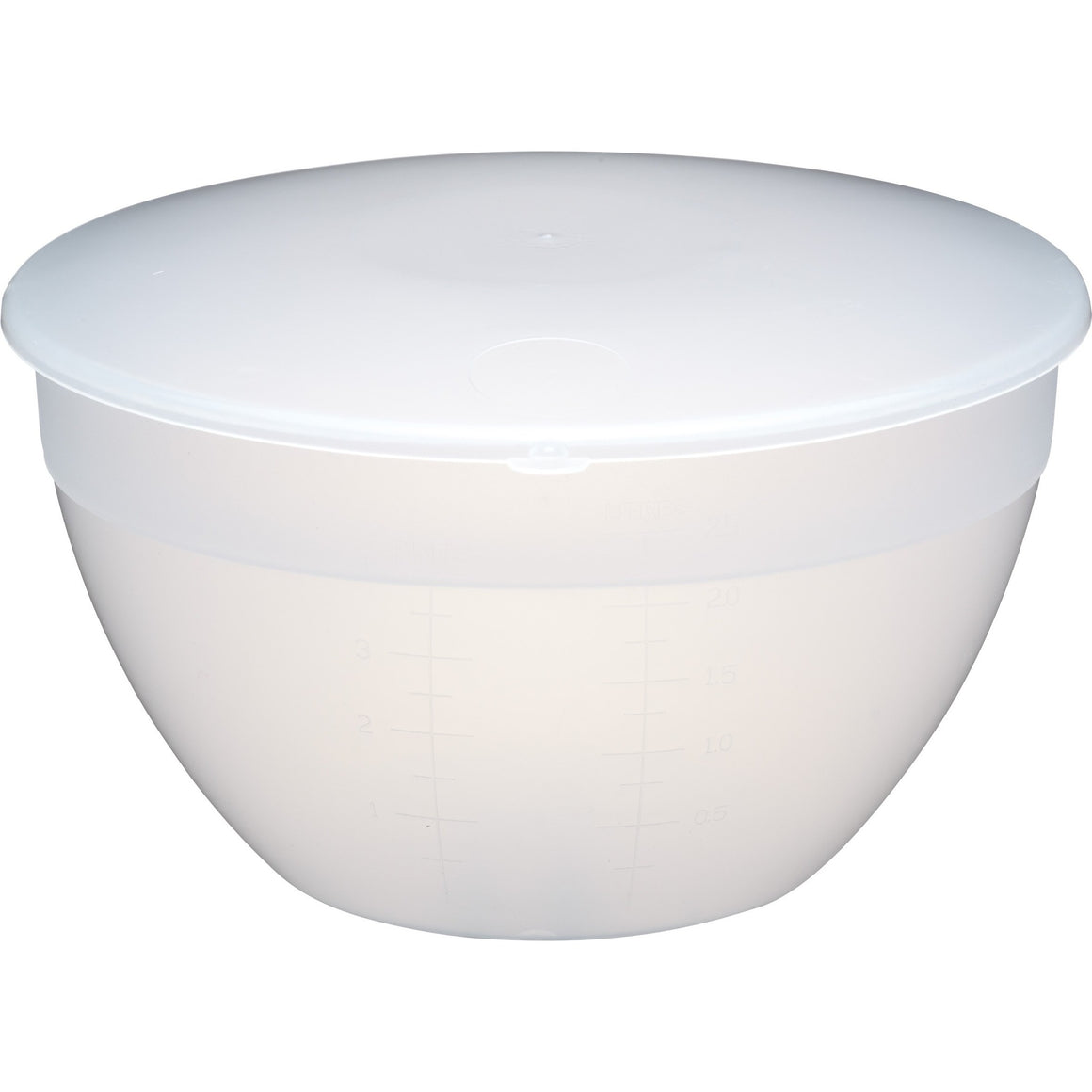 Kitchen Craft 4 Pint Plasic Pudding Bowl