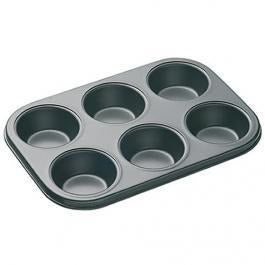 Kitchen Craft 6 Hole Deep Cake Pan
