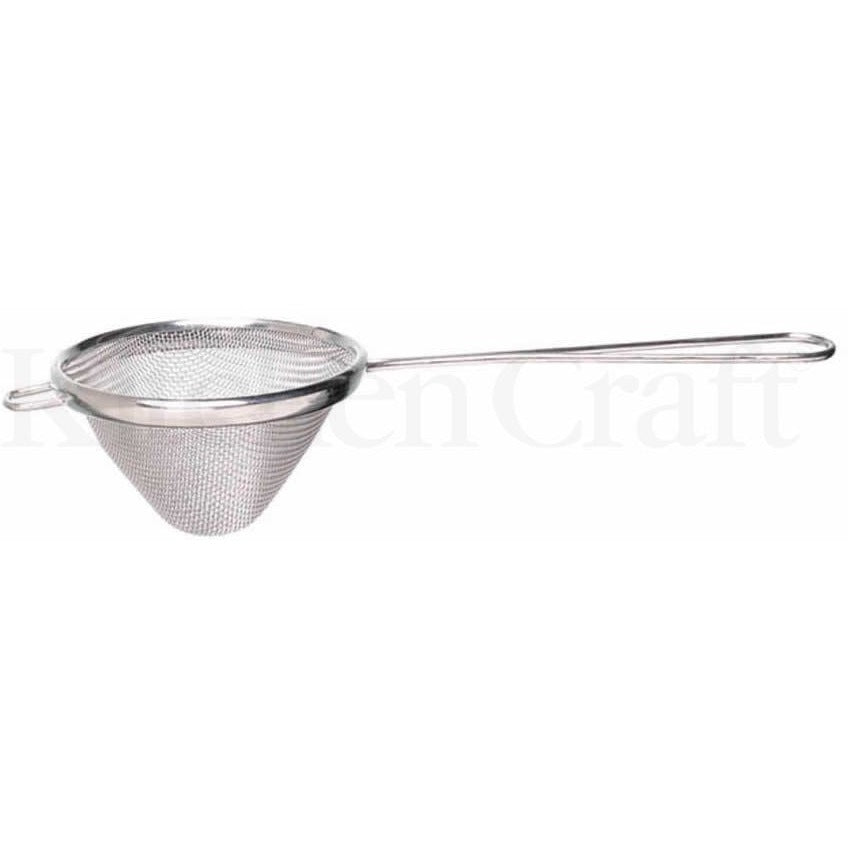 Kitchen Craft 7cm Tinned Conical Sieve