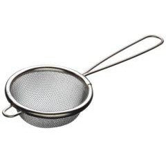 Kitchen Craft 7cm Tinned Round Sieve