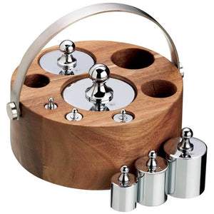 Kitchen Craft 8 Piece Imperial Weight Set