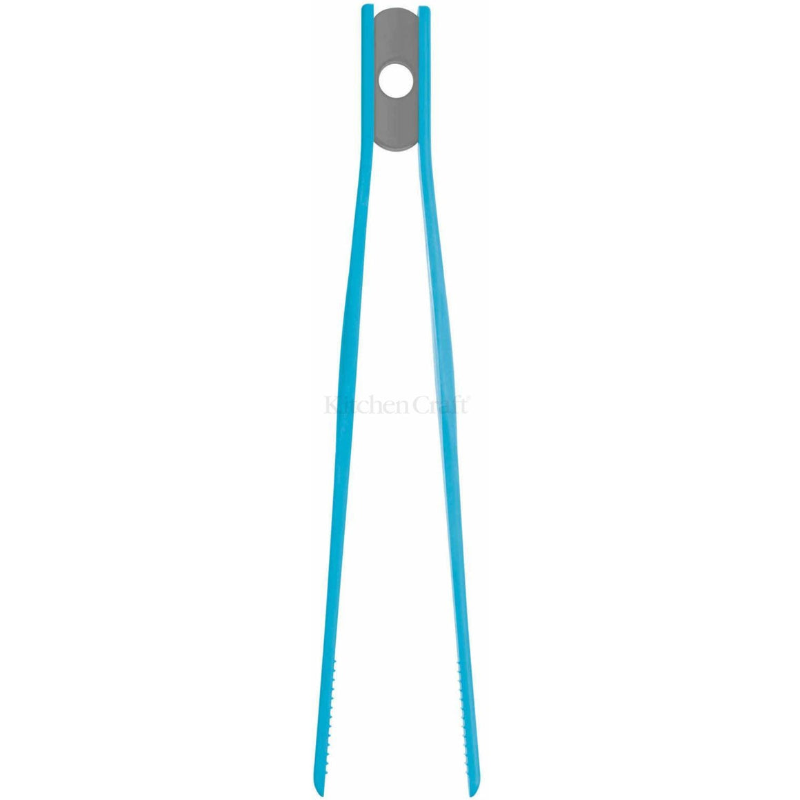 KitchenCraft Blue Tweezer Tong